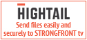 Send files easily and securely to STRONGFRONT tv